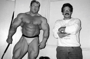 dorian yates and mike mentzer