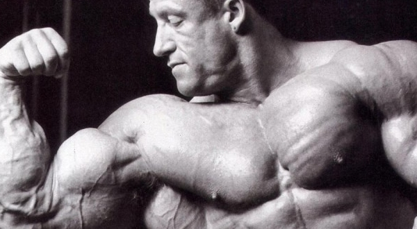 Dorian Yates Picture Above Practiced Rehearsing His Workout Mentally Before Going To The Gym Was Meticulous About Keeping A Training Notebook