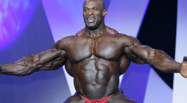 Training: Ronnie Coleman Workout Routine
