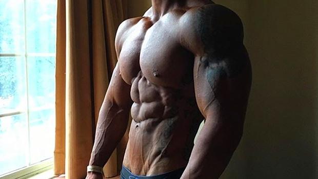 anavar body