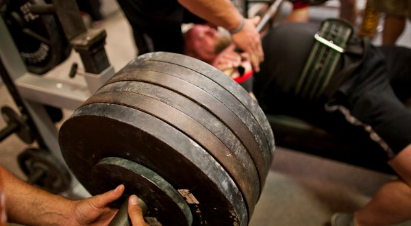 Strength Building 3x3 Self Regulating Training System