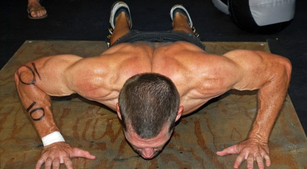 push-ups