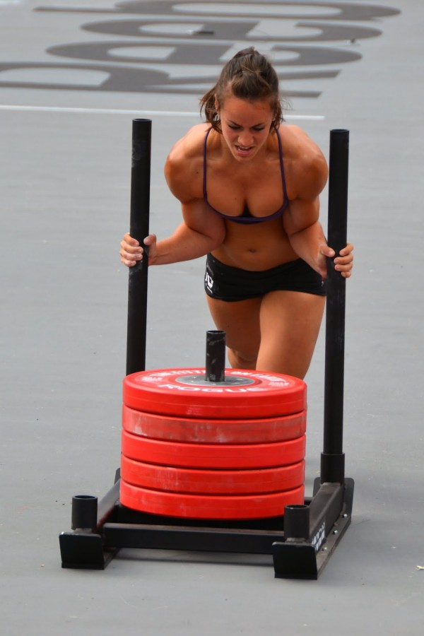 25 Pictures Of Fit And Hot CrossFit Women - Muscle and Brawn