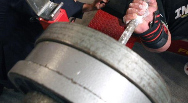 How To Test Your Bench Press One Rep Max