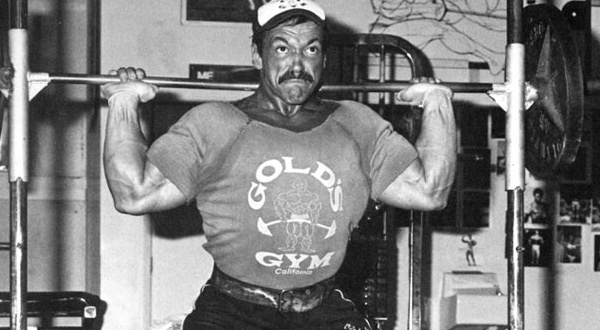 Mike Mentzer Tom Platz 1