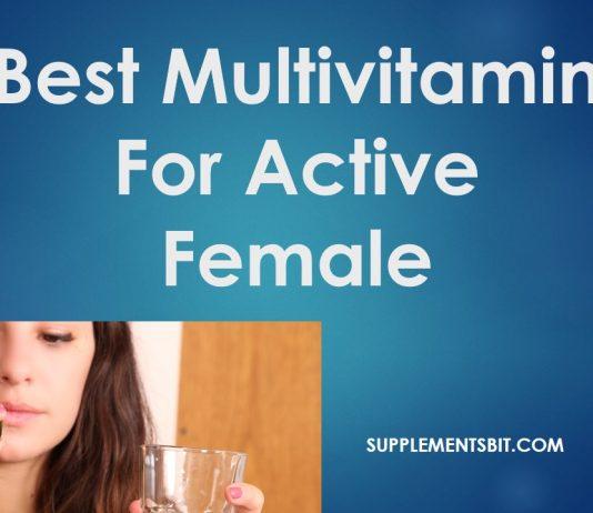 Best Multivitamin For Active Female