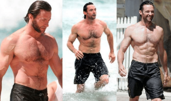 Did Hugh Jackman Use Steroids For Wolverine