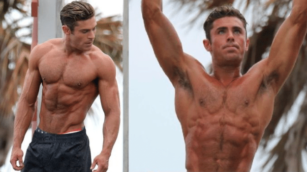 Zac Efron Steroids – Did Zac Use Gear for Baywatch