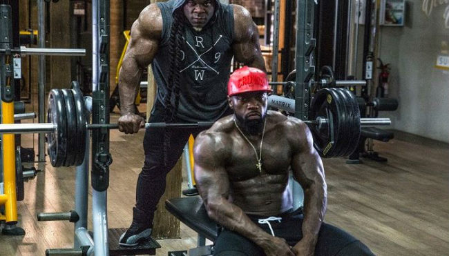 Does Mike Rashid Take Steroids Or Is He Natural