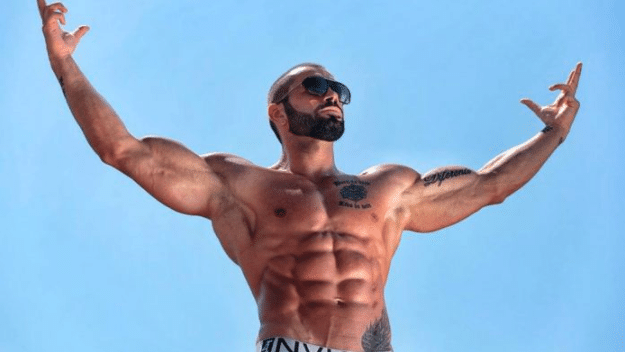 Is Lazar Angelov On Steroids Or Natural?
