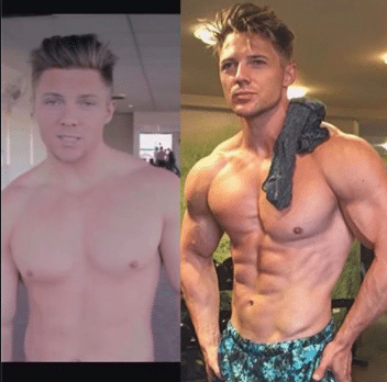 Steve Cook: Steroids Or Natural?