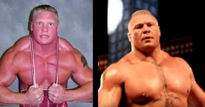 Is Brock Lesnar On Steroids?