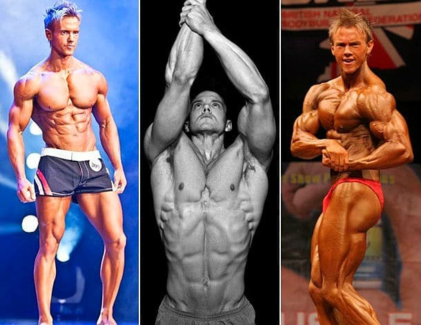 Rob Riches: Steroids Or Natural?