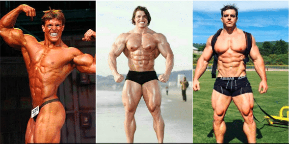 Brad Castleberry: Steroids Or Natural?
