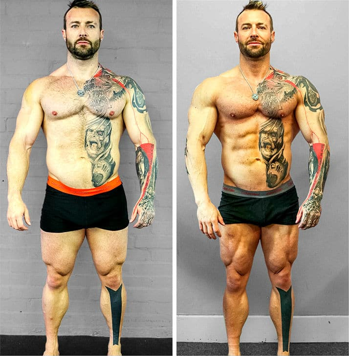 Does Kris Gethin Take Steroids Or Is he Natural?