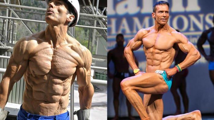 Is Helmut Strebl On Steroids?