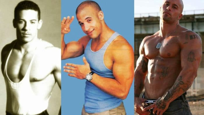Is Vin Diesel On Steroids?