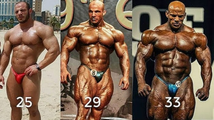 Big Ramy Steroids