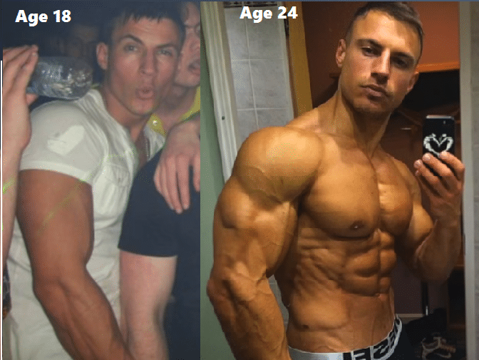 Is Mike Thurston On Steroids Or Natural?