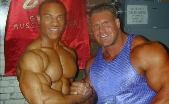 Phil heath beginner bodybuilder