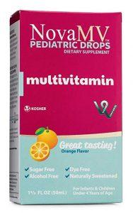 NovaFerrum baby vitamin