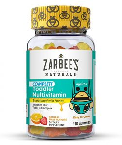 Best Vitamins for 2 Year Olds