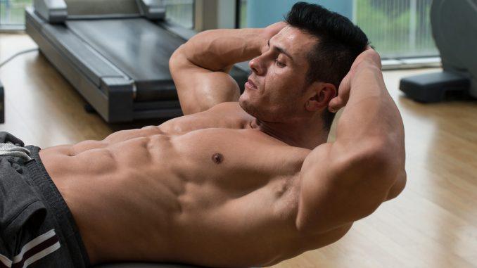 bodybuilder ab