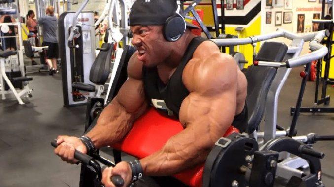 bodybuilder hgh