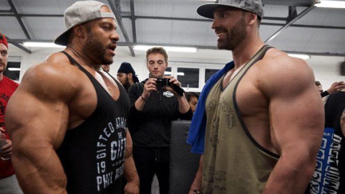 Is Bradley Martyn On Steroids I get that it's staged but having known. is bradley martyn on steroids