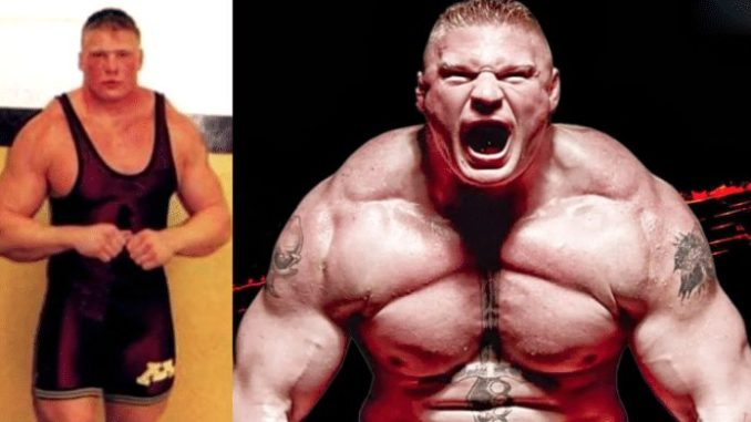 Is Brock Lesnar Really On Steroids Muscle Brawn