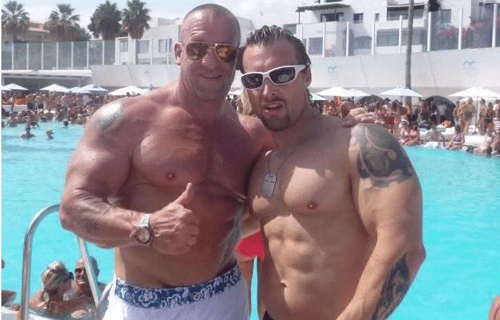 kris gethin steroids