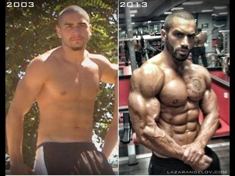 lazar angelov transformation