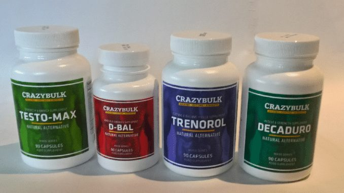 Legal Steroids: Steroid Expert Finds 8 That Work