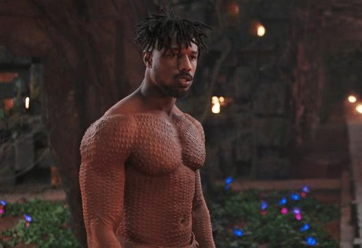 Did Michael B. Jordan Take Steroids for Black Panther?
