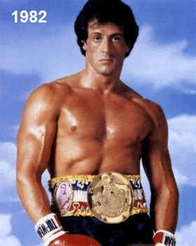 sylvester stallone in rocky 3