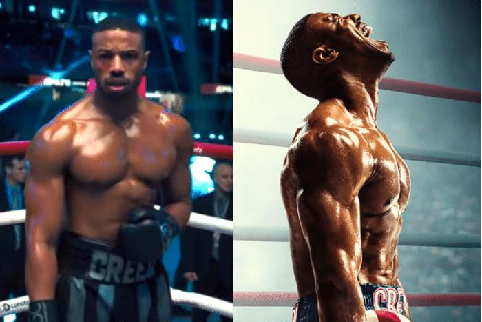 Did Michael B Jordan Take Steroids for Creed 2?
