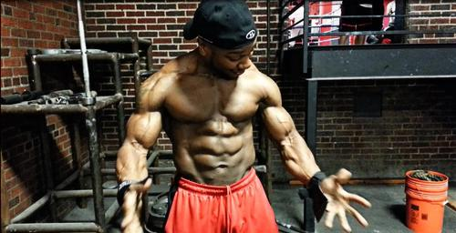 Is Chris Jones (From Physiques of Greatness) on Steroids?
