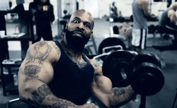 Is CT Fletcher on Steroids or Natural?