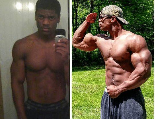 donte franklin steroids