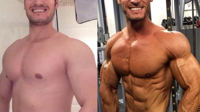 Is Jamie Alderton Taking Steroids?