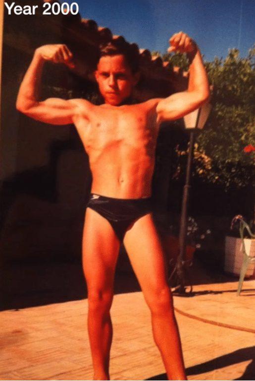 mike thurston aged 10
