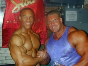 phil heath young