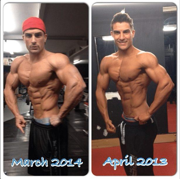 ryan terry transformation
