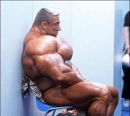 steroid bloat