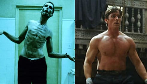 Did Christian Bale Take Steroids For Batman Begins?