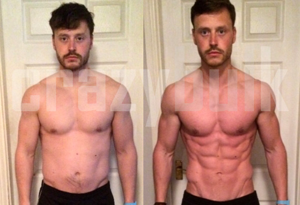 cutting steroid transformation