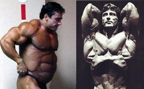modern day bodybuilding