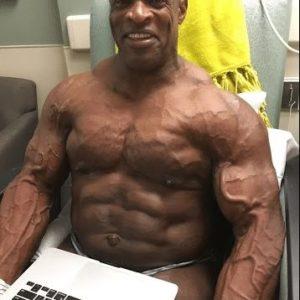 ronnie coleman bodybuilder veins