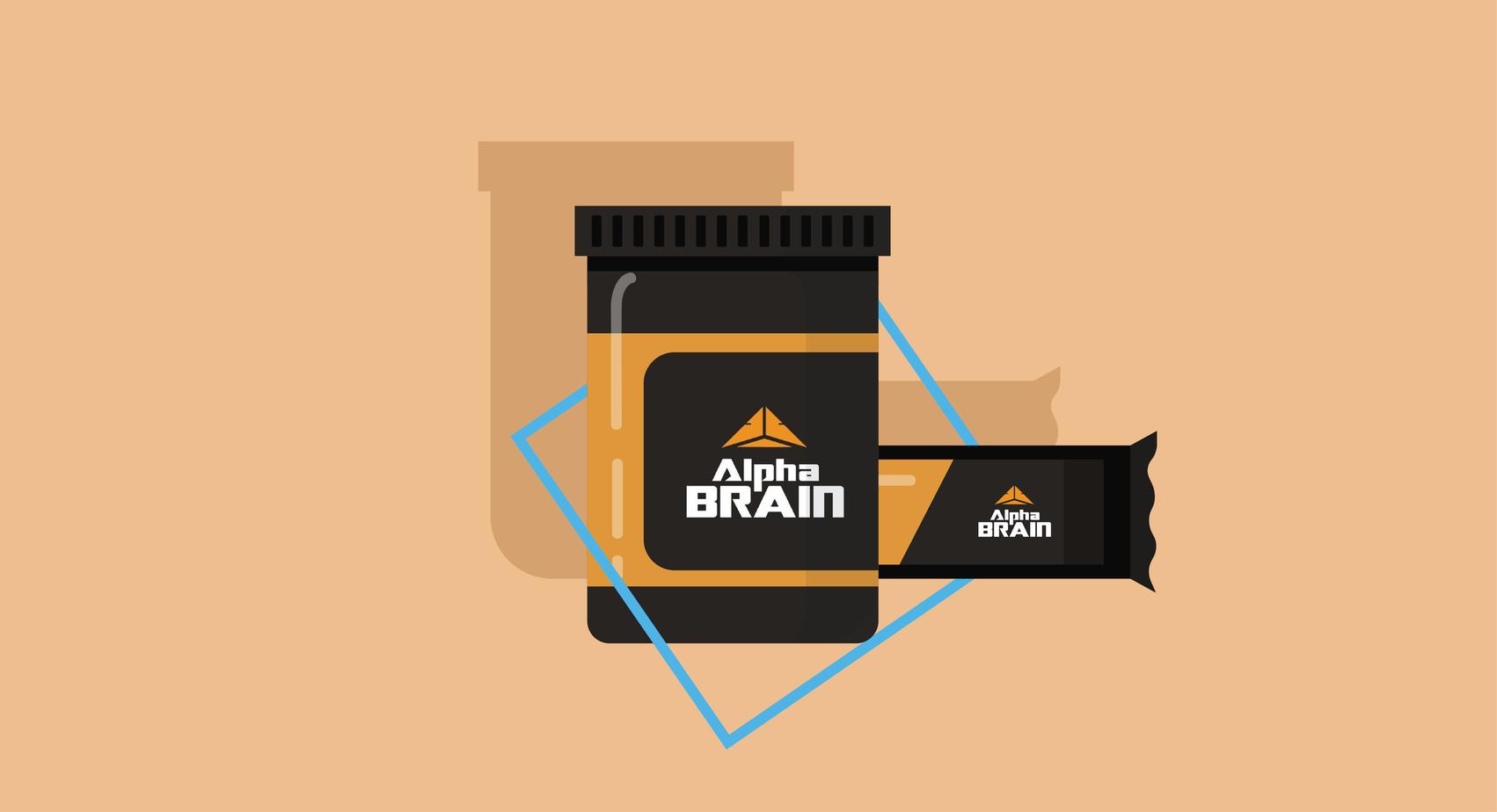 Best Alpha Brain Nootropic
