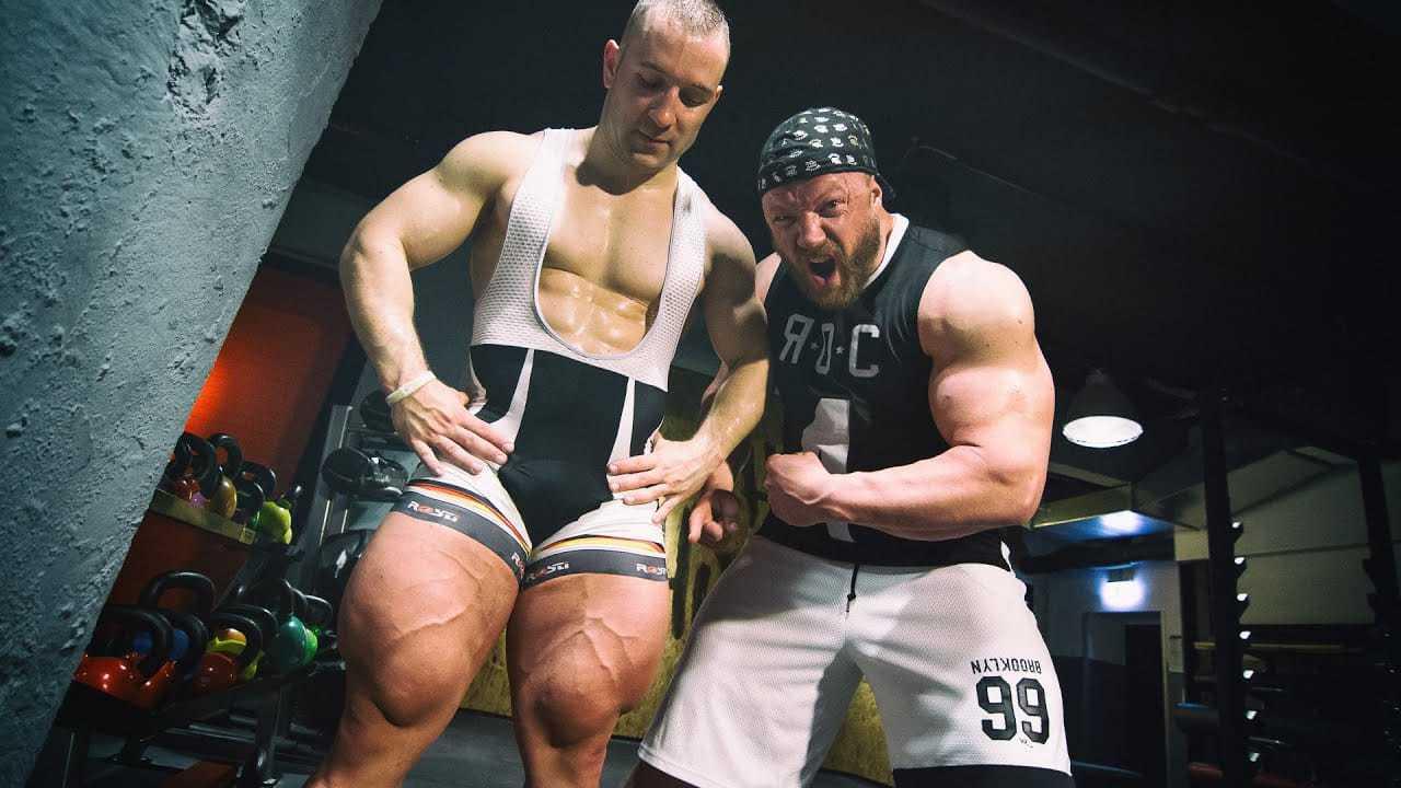 russian squat program